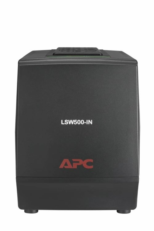 APC Line-R Automatic Voltage Regulators LSW500-IN