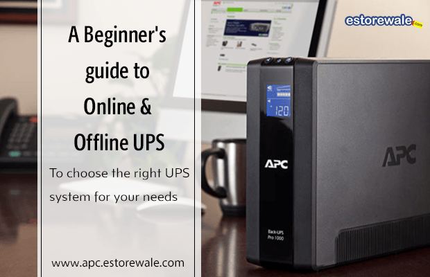 Best home UPS for PC in India